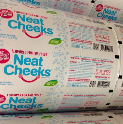 Neet Cheeks label