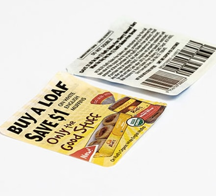 instant redeemable coupons